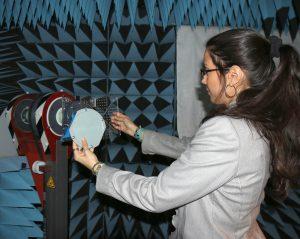 Universal Antenna Mounting Jigs Testing Anechoic Chamber Gain
