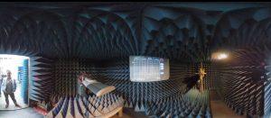 antenna test anechoic chamber