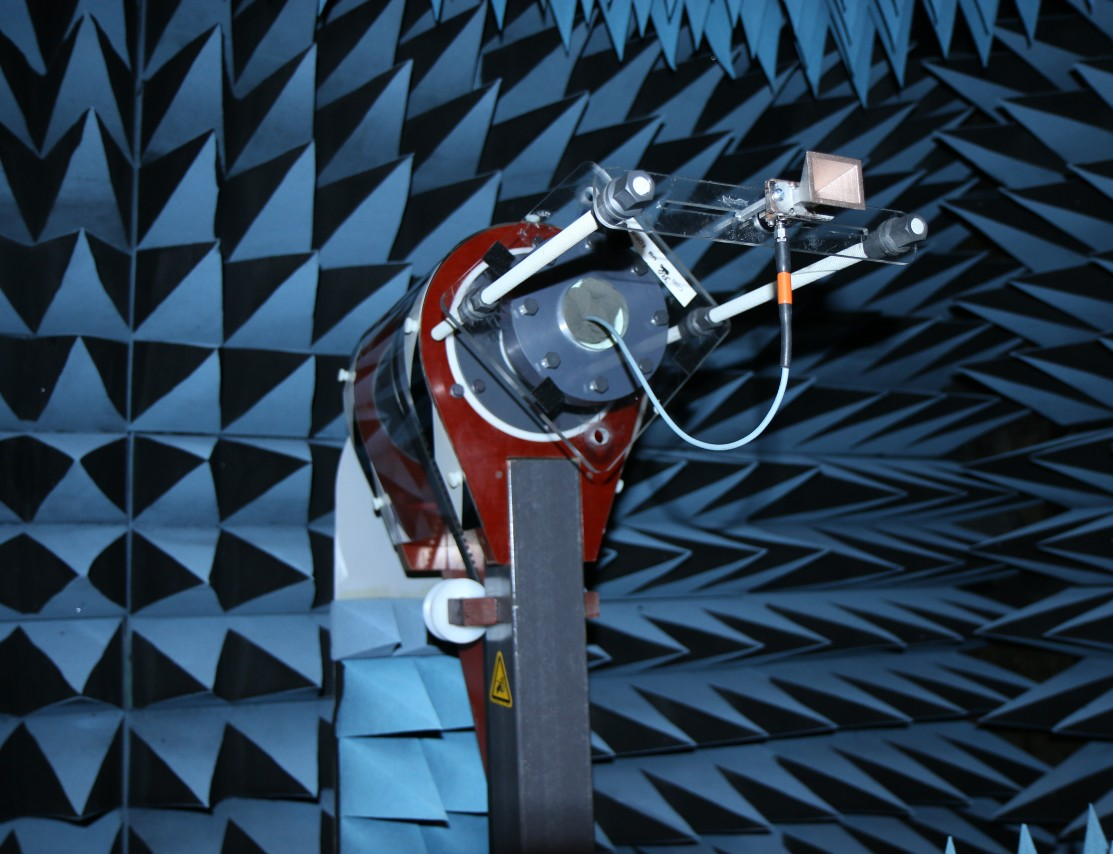 3D Printed K-Band Horn Antenna in Anechoic Chamber